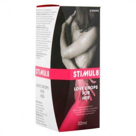 Stimul8 Gotas del Amor para Ella - diversual.com