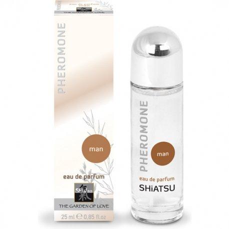 Shiatsu Perfume de Feromonas para Hombre 25 ml