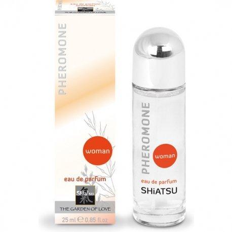 Shiatsu Perfume Feromonas para Mujer 25 ml