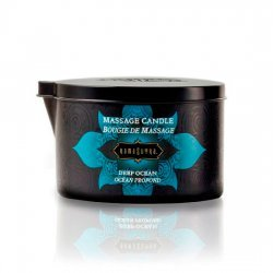Deep ocean massage candle