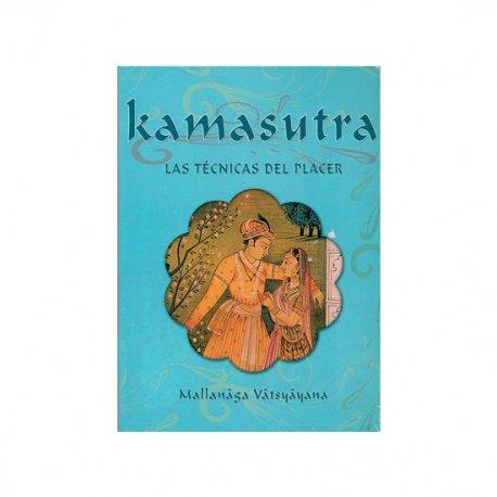 Libro Kamasutra Las Técnicas del Placer - diversual.com