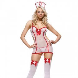 Costume infirmière sexy