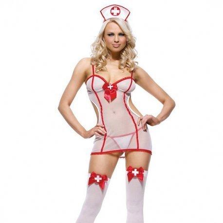 Disfraz Sexy de Enfermera