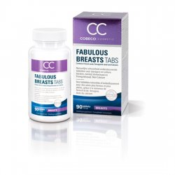 The Fabulous Breasts Tabs bust Enhancer