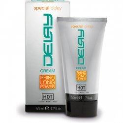 Hot cream retardant 50 ml