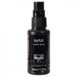 Shiatsu Spray erection Enhancer for men