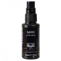 Shiatsu Spray Potenciador de la Erección para Hombre