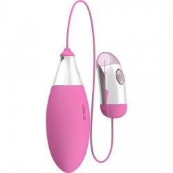 Pink soft touch Stimulator egg