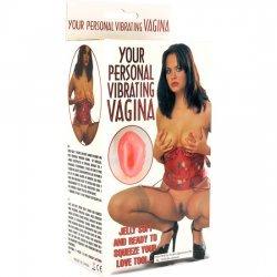 Jelly Vagina Vibradora