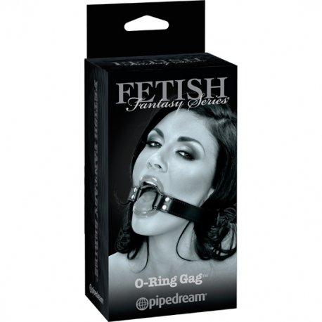 Fetish Fantasy Edición Limitada O-Ring Gag - diversual.com