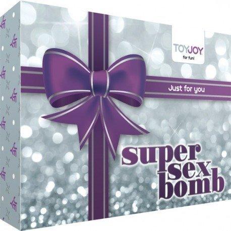 Kit Erótico Super Sex Bomb Lila