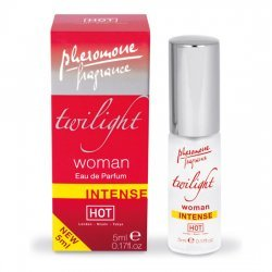 Hot pheromone Perfume for woman 5 ml