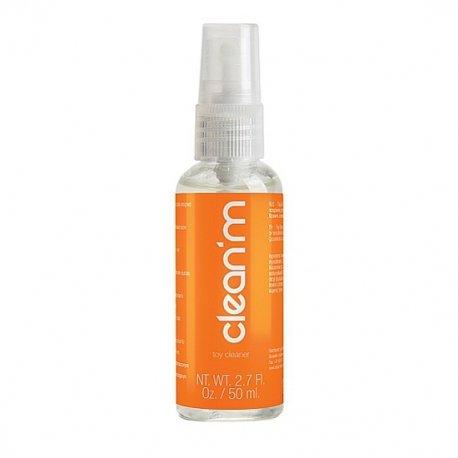 Clean M Limpiador de Juguetes 50 ml