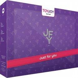JFY nº1 Caja de Lujo Morada