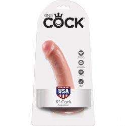 Consolador King Cock Pene Realístico 15 cm