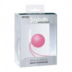 Bola China Joyballs Single Rosa Chicle