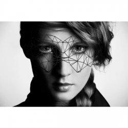 Masque érotique de Kristine