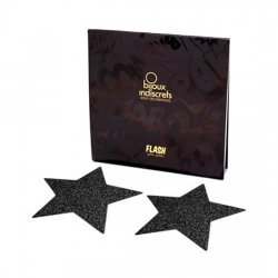 Pasties Flash Black Star
