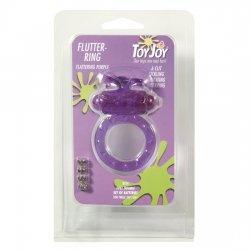 Pénis avec anneau de vibration lilas