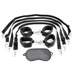 Fetish Fantasy Set of handcuffs and restraints