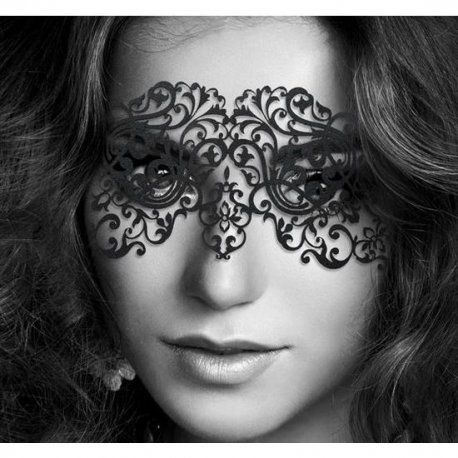 Máscara Erótica Dalila - diversual.com
