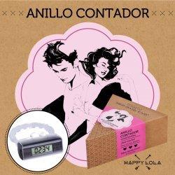 Happy Lola Anillo Contador Calorías Consumidas