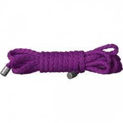 Cuerda Mini Kinbaku Morado 1.5 m