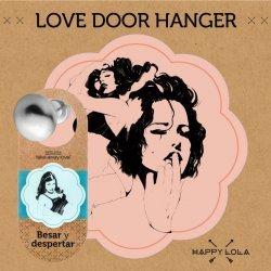 Happy Lola Love Door Hanger
