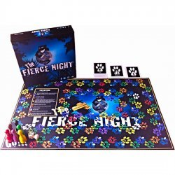The Fierce Night table game