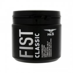 Mister B Fist Lube silicone classic 500 ml