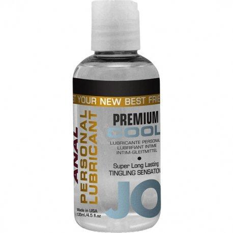 Jo Lubricante Anal Premium Efect Frío 135 ml - diversual.com