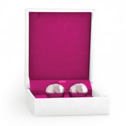 Chinese balls-Ben Wa Balls silver