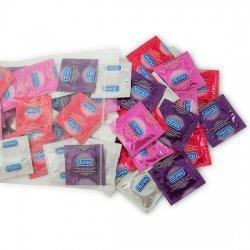 Surtido de Preservativos Durex 40 Unidades