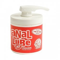 Anal Lube cannelle saveur