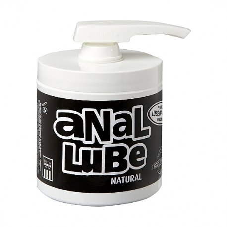 Lubricante Anal Natural