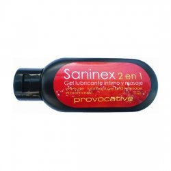 Saninex Gel Lubricante Íntimo Provocative 120 ml