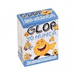 Juego Glop Yo Nunca