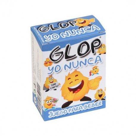 Juego Glop Yo Nunca - diversual.com
