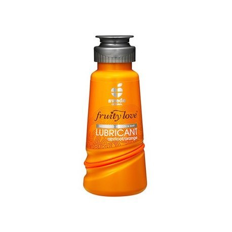 Fruity Love Lubricante Albaricoque y Naranja 100 ml