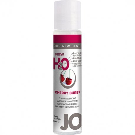 Jo Lubricante Agua Sabor Cereza 30 ml