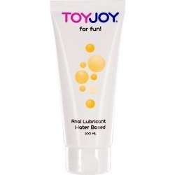Lubricante Anal Base al Agua 100 ml