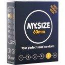 My Size Preservativos 60 mm 3 Unidades