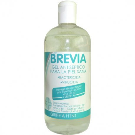 Brevia Gel Antiséptico 500 ml