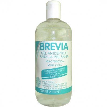 Brevia Gel Antiséptico 500 ml - diversual.com