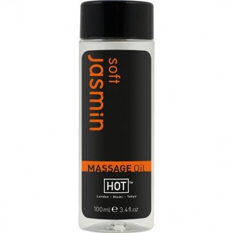 Hot Aceite de Masaje Sedoso de Jazmín 100 ml