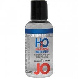 Jo H20 Lubricante Base de Agua Efecto Calor 75 ml