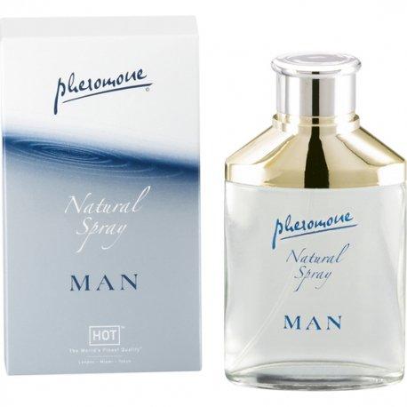 Spray Neutro con Feromonas para Hombre Extra Fuerte
