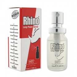 Spray retardateur de Rhino chaud