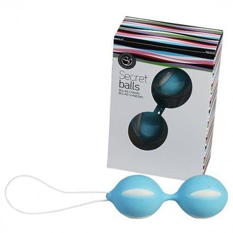 Secret Balls Bolas Chinas Azul