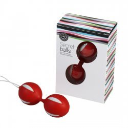 Bolas Chinas Rojas Secret Balls